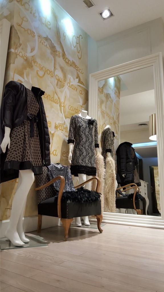 Maniquies de Matices, tienda de ropa de mujer en Zaragoza