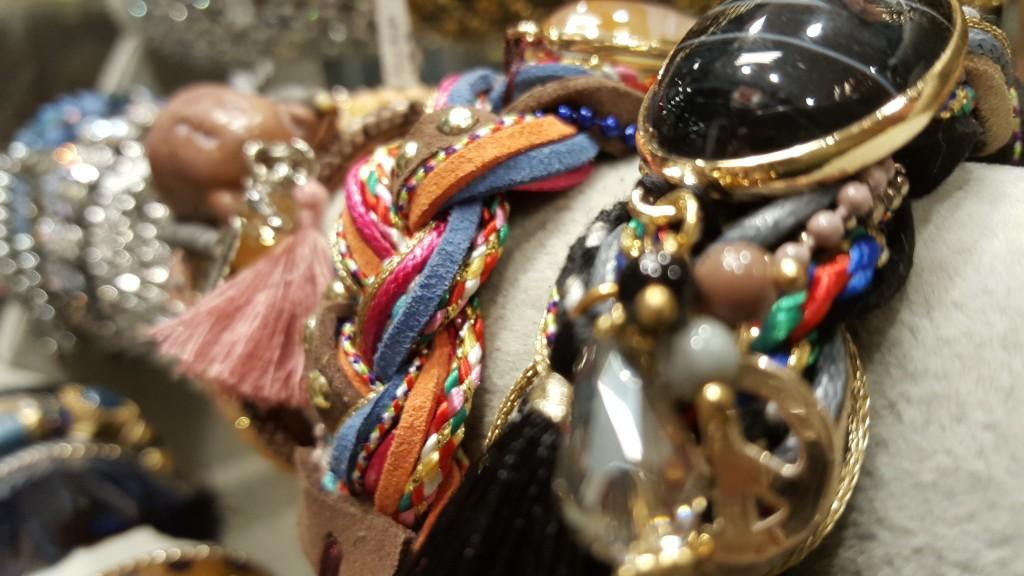 pulseras de colores bisutería santafé zaragoza