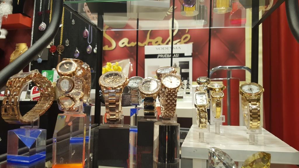 relojes santafé bisuteria complementos zaragoza